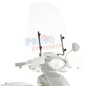 Fitting kit to mount windshield 153A e 6704A
