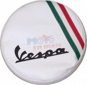 Copriruota Vespa with tricolore obliquo