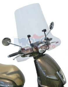 Windshield Top Alto with fitting kit included
