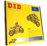 Kit trasmissione DID catena corona e pignone Yamaha-TDM 900 '02-'13
