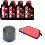 Kit Tagliando manutenzione olio e filtri CBR1000 RR '17-'19