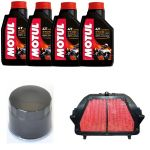 Kit tagliando e manutenzione Olio e filtri Yamaha R6 '10-18