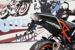 Portatarga regolabile KTM Duke 125 390 '17-'19