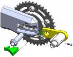 Antifurto Wheel Lock