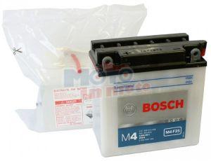 BATTERIA BOSCH YB9-B PIAGGIO APE MIX RST 50 ANNO 2001