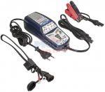 Optimate 4 Dual Program - Caricabatteria con diagnosi automatica, compatibile con CAN-bus