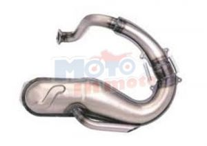 Exhaust kit with gasket