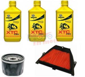 Kit tagliando manutenzione olio e filtri