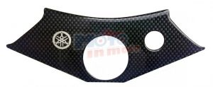 Adesivo piastra manubrio yamaha r6 99/02 con logo