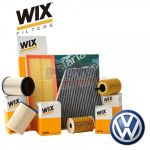 Air fuel and oil filter kit