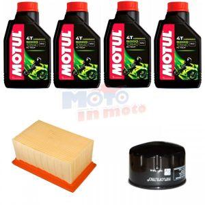 Maintenance oil & oil air filter