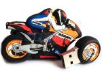Key usb flash drive 4 Gb repsol motogp