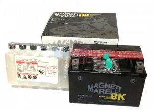 Batteria con acido a corredo YTX9-BS 12V 8Ah
