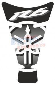 Adesivo parazip paraserbatoio R6