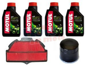 Kit maintenance oil & filters
