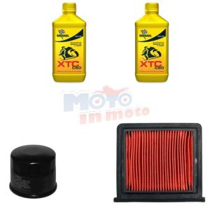 Maintenance oil & filters