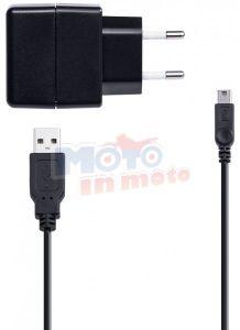 Caricatore da parete USB con cavo singolo