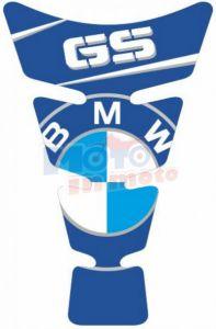 Tank protector adesive BMW Blu