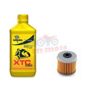 Maintenance Oil & Oil Filter