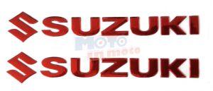 3D Stickers Suzuki