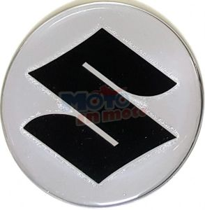 Adesivo resinato tondo Suzuki Ø 5 cm