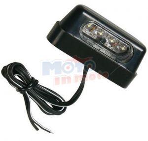 Luce targa a 4 LED