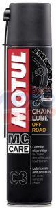 Lubrificante catena - Chain lube Off Road C3 100ml