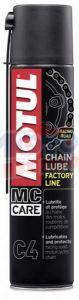 Lubrificante catena Chain lube Factory Line C4 100ml