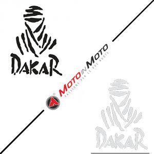 Dakar Stiker