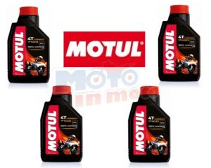 Kit oil Motul 7100 20W50