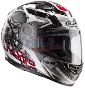 Helmet full-face CS15 RAFU MC1