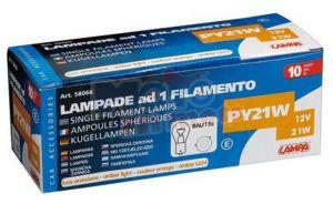 Set 10 lampadine 21W 12V