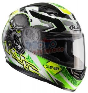 Helmet full-face CS-15 Rafu MC4H