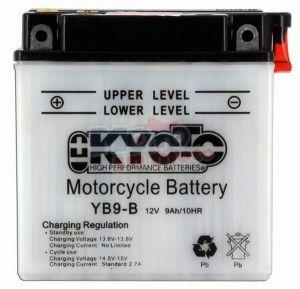 Batteria YB9-B