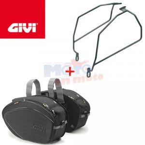 Kit softbag Givi con telaietti for Yamaha T-Max 500