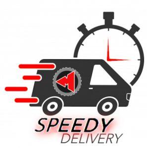 Opzione Speedy spedizione garantita in giornata !