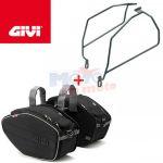 Kit borse morbide Givi con telaietti per Yamaha T-Max 500