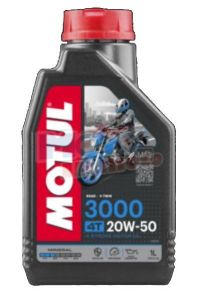 Olio Motul 3000 20W-50