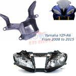 Telaietto completo di faro Yamaha YZF-R6 dal 2008 al 2015