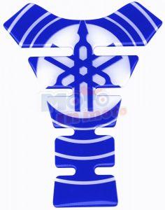 Adesivo parazip-paraserbatoio Yamaha logo centrato