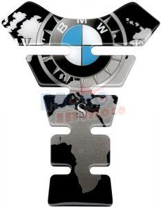 Tank protector adhesive BMW logo piccolo bussola