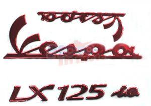Stikers Kit Vespa LX 125