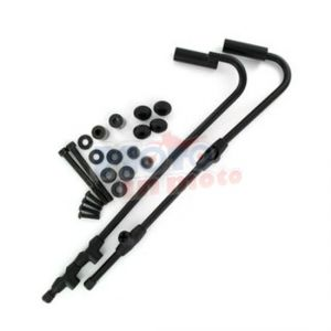 Fitting kit to mount windshield Exclusive 2981/E-X