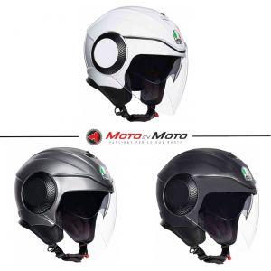Jet Helmet Orbyt Solid