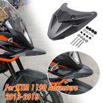 Prolunga becco parafango KTM 1190 ADV 2013-2016