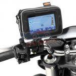 Porta navigatore/smartphone universal with staffa regolabile