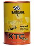 Olio motore sintetico per auto XTC C60 SAE 5W-40 1lt