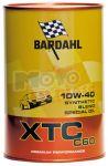 Olio motore sintetico auto XTC C60 SAE 10W-40 1lt