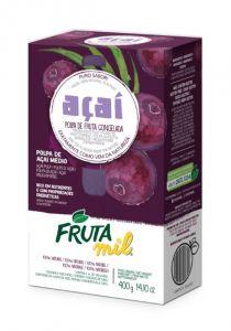 Polpa di Acai 4 x 100 g - Super Fruto della Amazônia / Polpa de Açaí 4 x 100 g