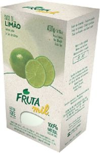 Polpa di Lime 4 x 100 g / Polpa de Limão Taiti 4 x 100 g